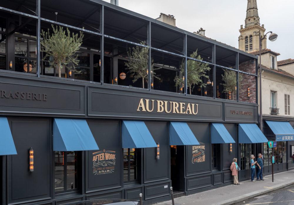 Pub Au Bureau Vidalenc Architectes