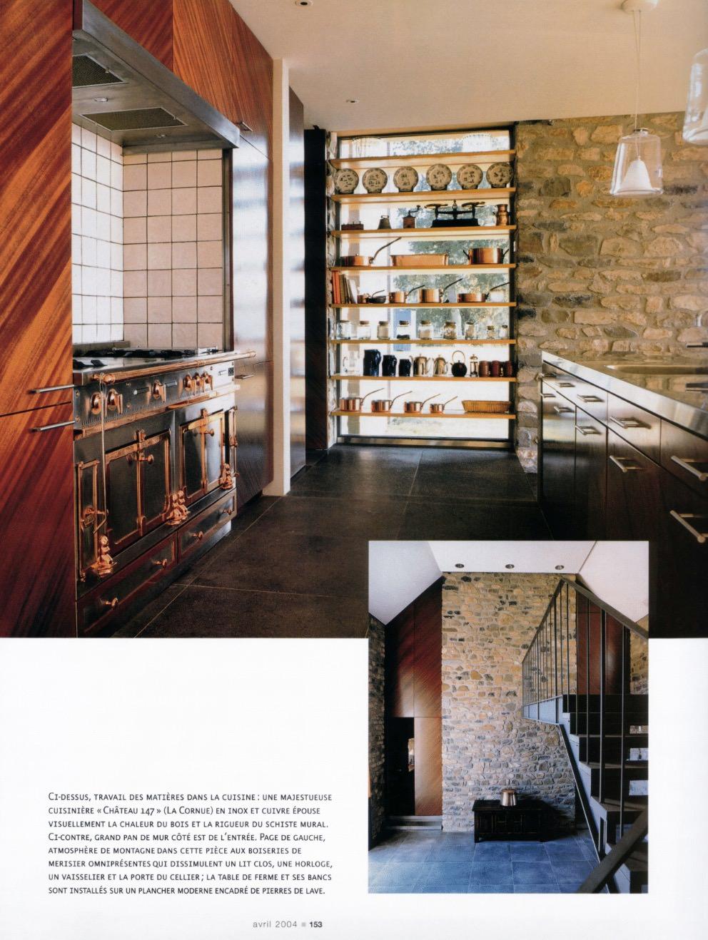 Maison du Lac Vidalenc Architectes
