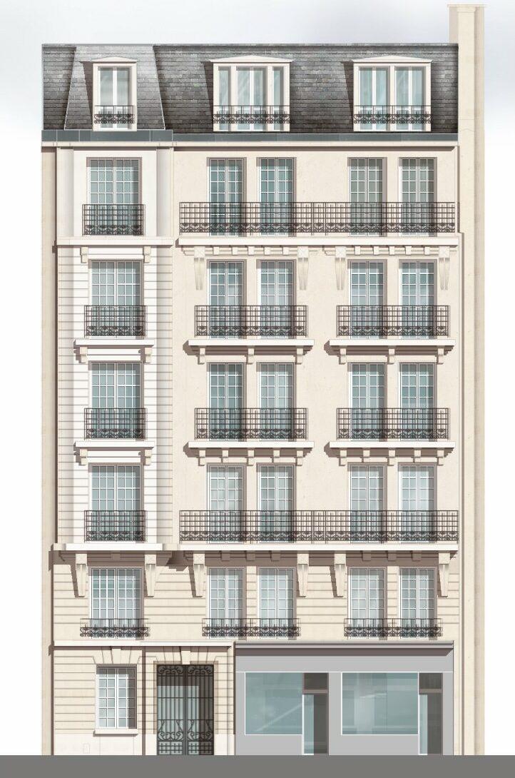 Grenelle Vidalenc Architectes