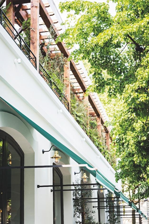 Auteuil Brasserie Vidalenc Architectes