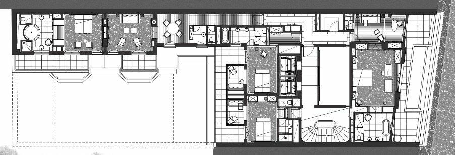 L'Hôtel de Sers Vidalenc Architectes